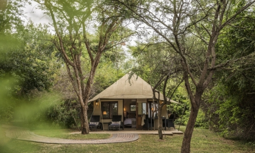 Savanna Private Game Lodge
