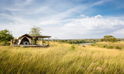 Mara River Tented Camp
