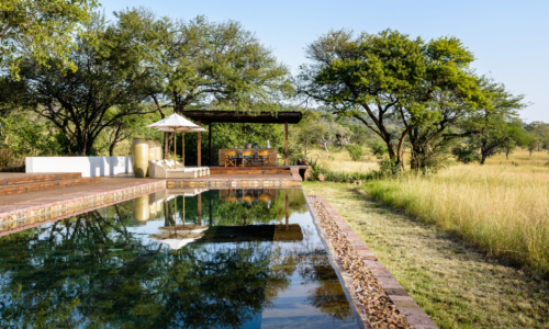 Serengeti House