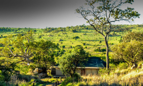 Kuria Hills Tented Lodge