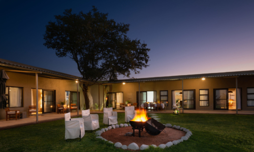 Etosha Heights Safari House
