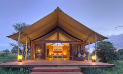 Tarangire Ndovu Tented Lodge